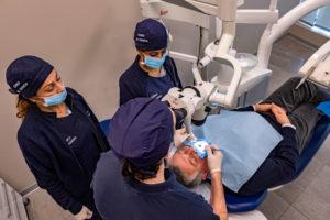 Conservativa Endodonzia al microscopio | Clinica Grangia